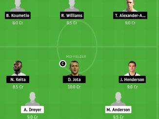 MIDT vs LIV Dream11 Team fantasy Prediction