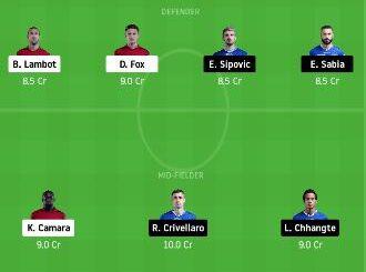 NEUFC vs CFC Dream11 Team Prediction - ISL