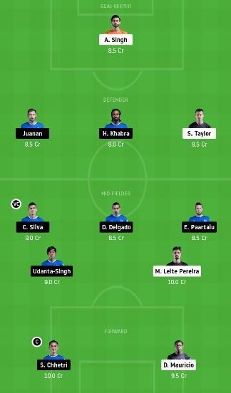 OFC vs BFC dream11 prediction