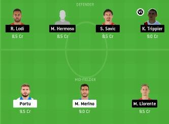 RS vs ATL Dream11 Team Prediction
