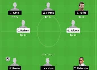 SHF vs LEI Dream11 Team Prediction