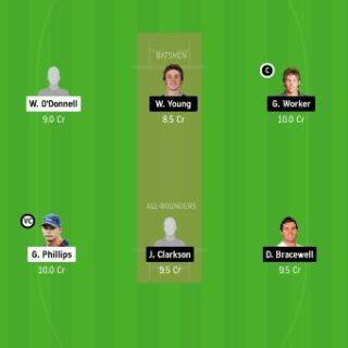 AA vs CS dream11 team fantasy cricket prediction - Super Smash T20