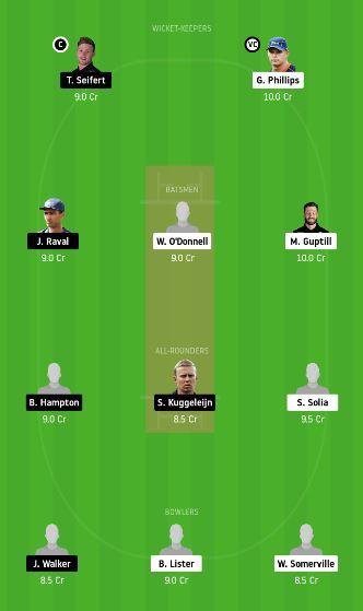AA vs NK dream11 team fantasy cricket prediction