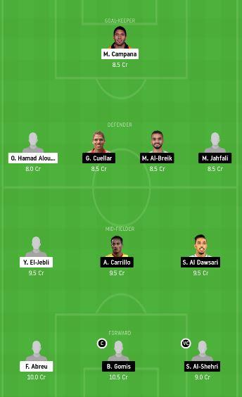 ALBT vs HLL Dream11 Team fantasy Prediction
