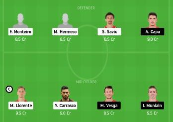 ATL vs ATH Dream11 Team fantasy Prediction