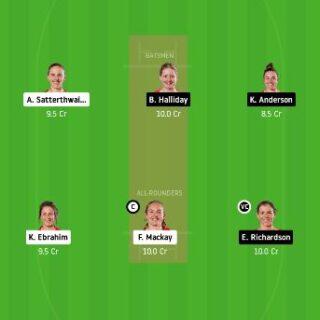CM-W vs NS-W dream11 team fantasy cricket prediction