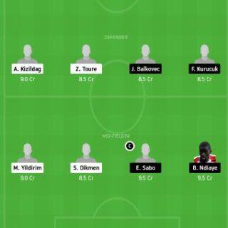 GNC vs FKS Dream11 Team fantasy Prediction