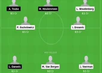 HRN vs WLK Dream11 Team fantasy Prediction