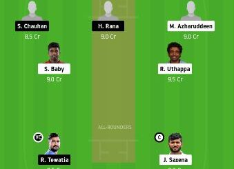 KER vs HAR dream11 team fantasy cricket prediction