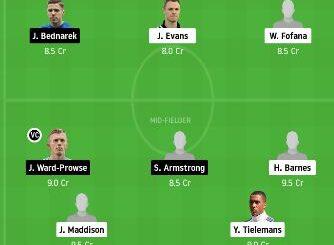 LEI vs SOU Dream11 Team fantasy Prediction