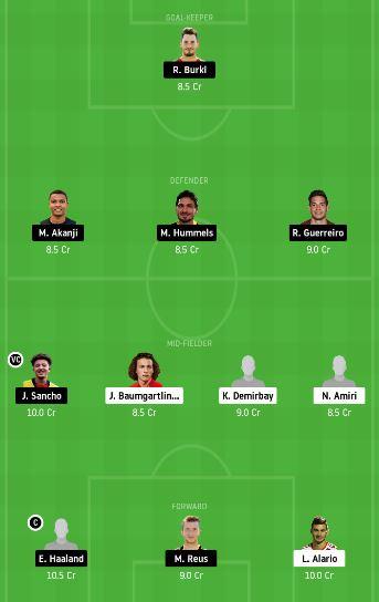 LEV vs DOR Dream11 Team fantasy Prediction
