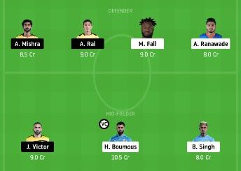 MCFC vs HFC Dream11 Team fantasy Prediction