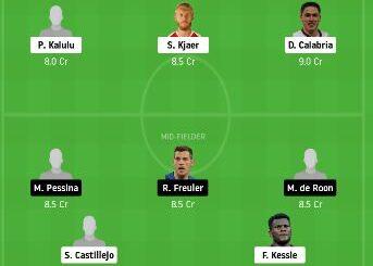 MIL vs ATN Dream11 Team fantasy Prediction