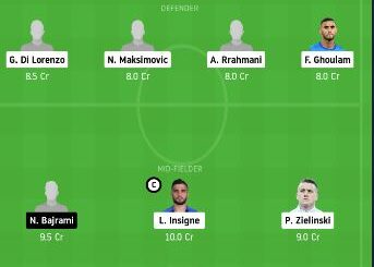 NAP vs EMP Dream11 Team fantasy Prediction