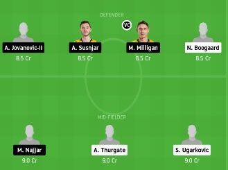 NJ vs MAC Dream11 Team fantasy Prediction