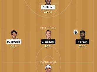 PHI vs BOS Dream11 Team fantasy Prediction