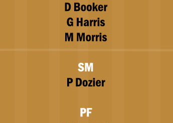 PHX vs DEN Dream11 Team fantasy Prediction (2)