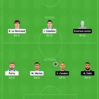 RS vs RB Dream11 Team fantasy Prediction
