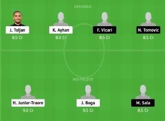 SAS vs SPL Dream11 Team fantasy Prediction