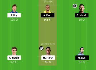 SCO vs REN dream11 fantasy cricket prediction