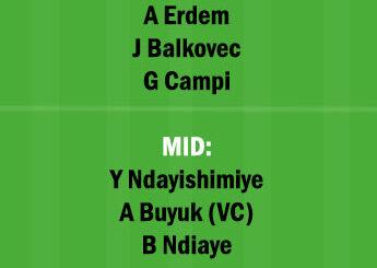 YEN vs FKS Dream11 Team fantasy Prediction