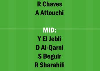 ABH vs ALBT Dream11 Team fantasy Prediction Saudi Arabian League