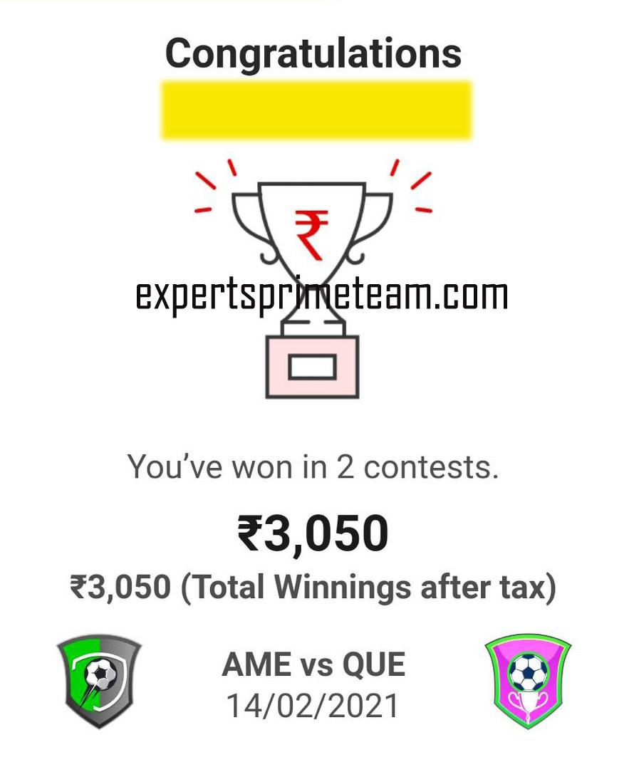 AME-VS-QAE-Dream11-Results-