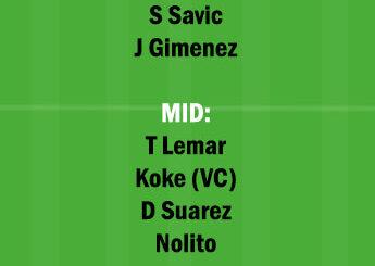 ATL vs CEV Dream11 Team fantasy Prediction LaLiga Santander