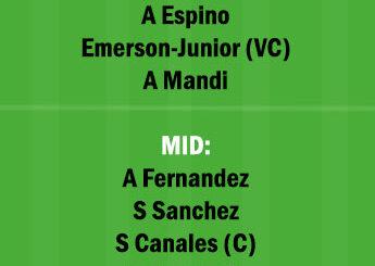 CDZ vs RB Dream11 Team fantasy Prediction Laliga Santander