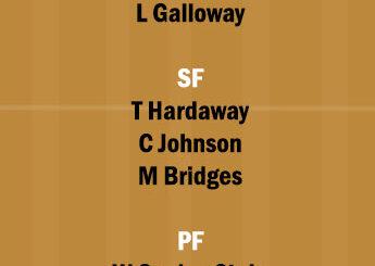DAL vs PHX Dream11 Team fantasy Prediction NBA