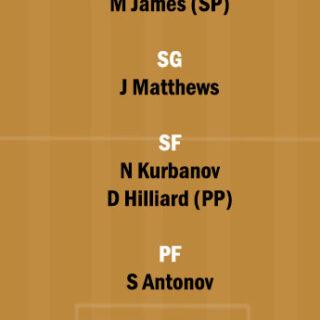 ENS vs MOS Dream11 Team fantasy Prediction