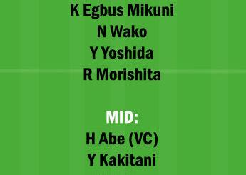 FKK vs NGY Dream11 Team fantasy Prediction Japanese League