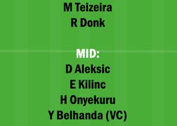 GAL vs IBKS Dream11 Team fantasy Prediction Turkish League