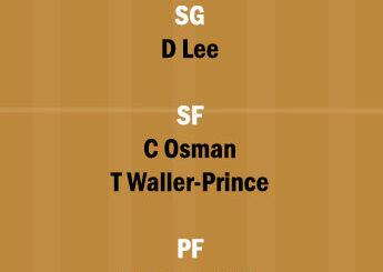 GSW vs CLE Dream11 Team fantasy Prediction NBA