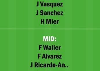 GUD vs UNAM Dream11 Team fantasy Prediction Mexican League