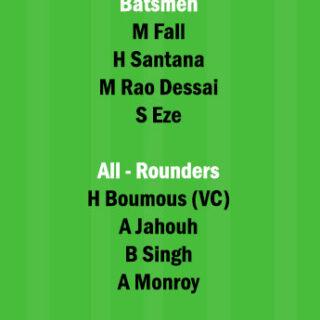 JFC vs MCFC Dream11 Team fantasy Prediction Hero Indian Super League