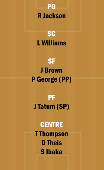 LAC vs BOS Dream11 Team fantasy Prediction