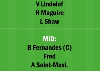MUN vs NEW Dream11 Team fantasy Prediction Premier League