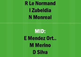 RS vs ALA Dream11 Team fantasy Prediction LaLiga Santander