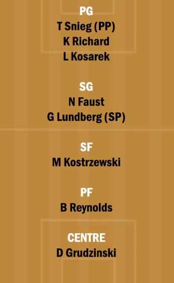 SPT vs BZG Dream11 Team fantasy Prediction