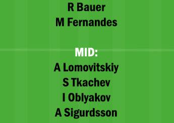 AT vs CSK Dream11 Team fantasy Prediction Russian Premier League
