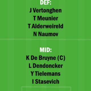 BEL vs BLR Dream11 Team fantasy Prediction World Cup Qualifiers