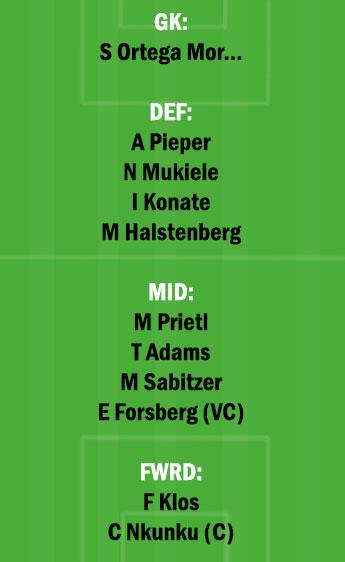 BIE vs LEP Dream11 Team fantasy Prediction Bundesliga