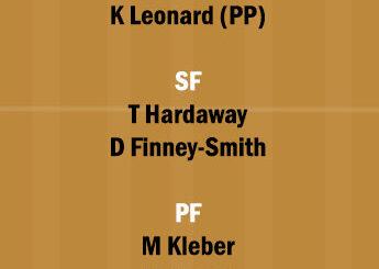 DAL vs LAC Dream11 Team fantasy Prediction NBA