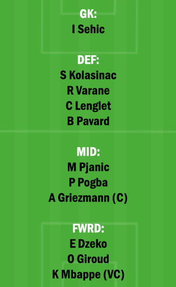 FRA vs BHZ Dream11 Team fantasy Prediction World Cup Qualifiers