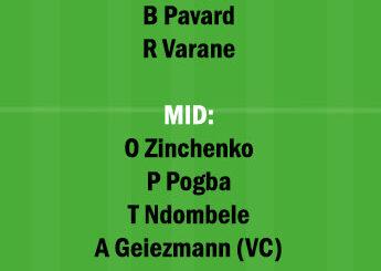 FRA vs UKR Dream11 Team fantasy Prediction World Cup Qualifiers