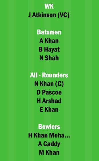 KOL vs HKI 2nd ODI Match Dream11 Team fantasy Prediction HK All Star ODD