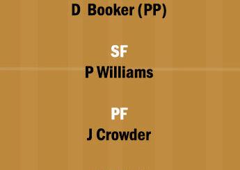 PHX vs CHI Dream11 Team fantasy Prediction NBA