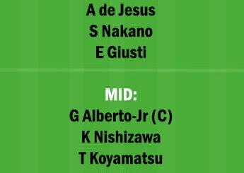 PUL vs TSU Dream11 Team fantasy Prediction Japanese League