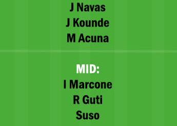 SEV vs ELC Dream11 Team fantasy Prediction LaLiga Santander